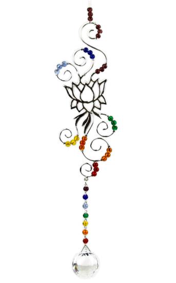 Feng Shui - Dekorationshänger Lotus
